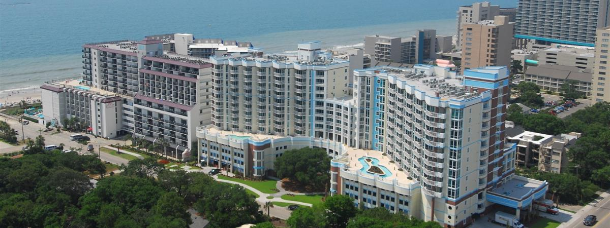 Horizon at 77th in Myrtle Beach, South Carolina