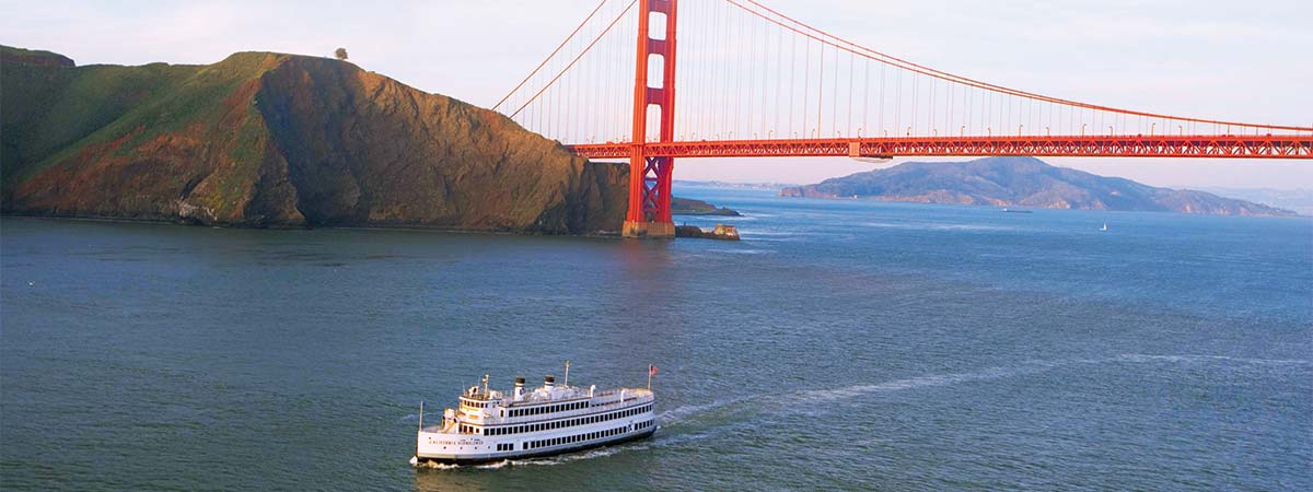 San Francisco Brunch & Lunch Cruises