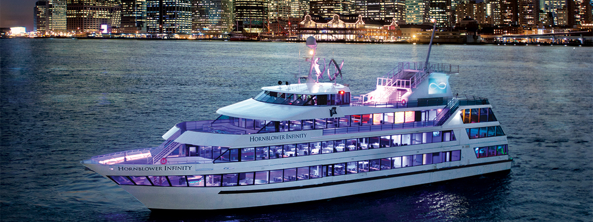 Nyc Harbor Party Cruises Hornblower Cruises New York