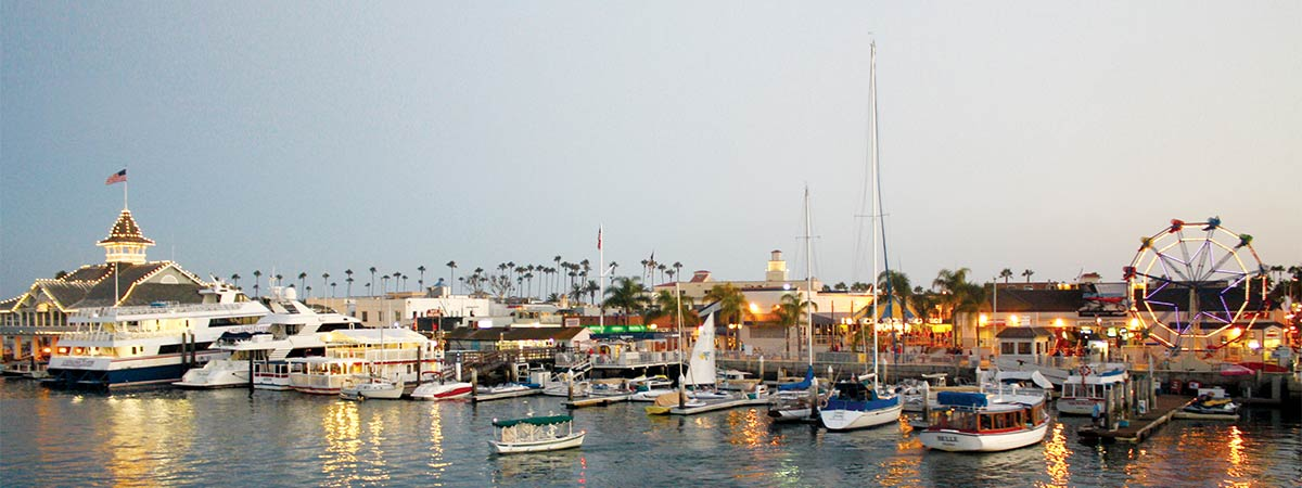Horner Newport Beach Dining Cruise Ca