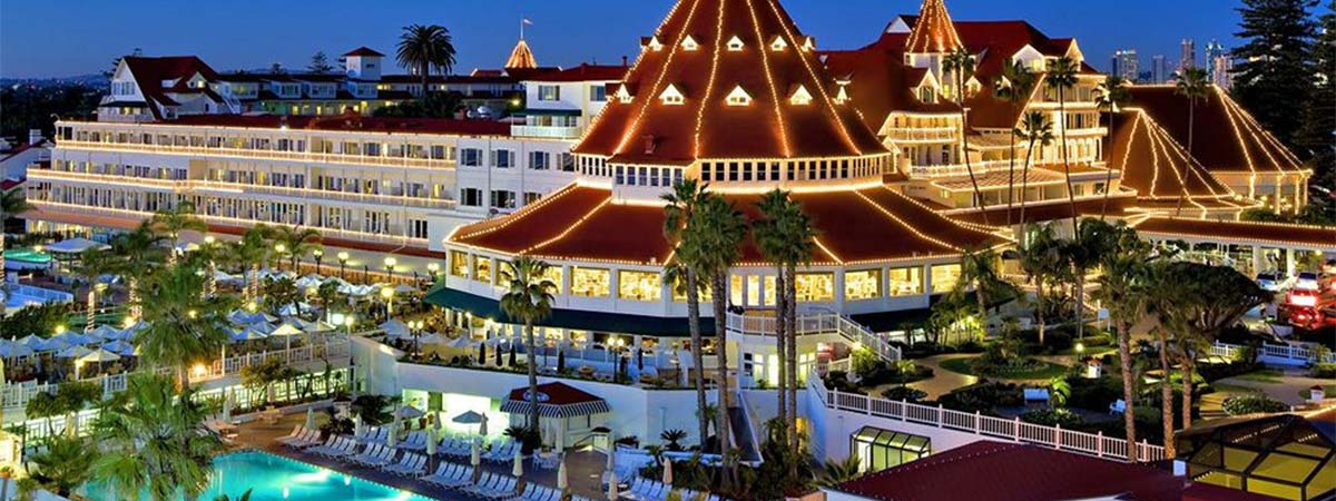 Hotel del Coronado - A KSL Luxury Resort in Coronado, California