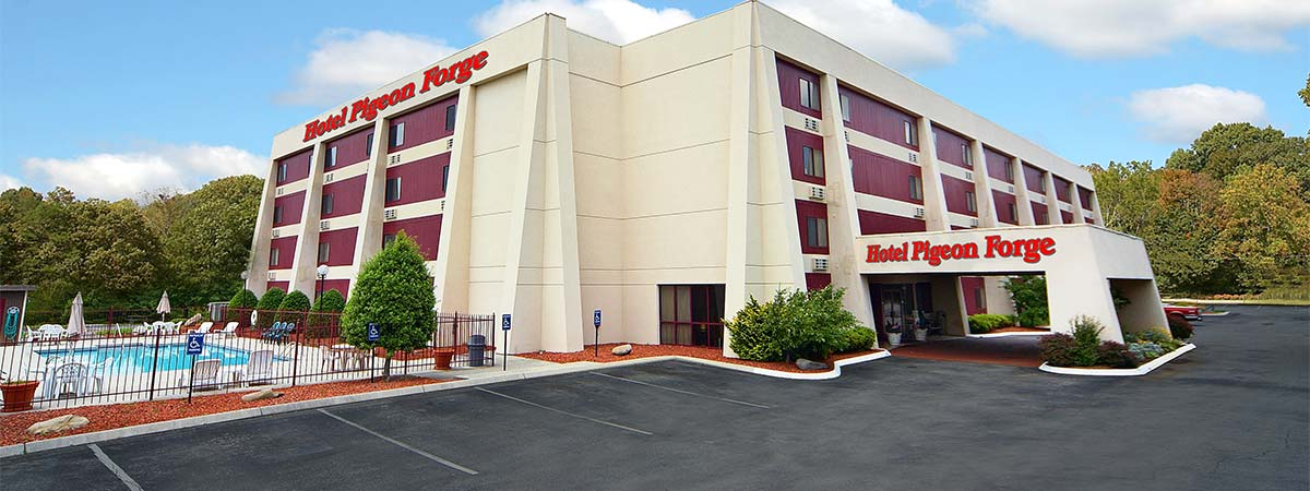 Hotel Rooms In Pigeon Forge Tn