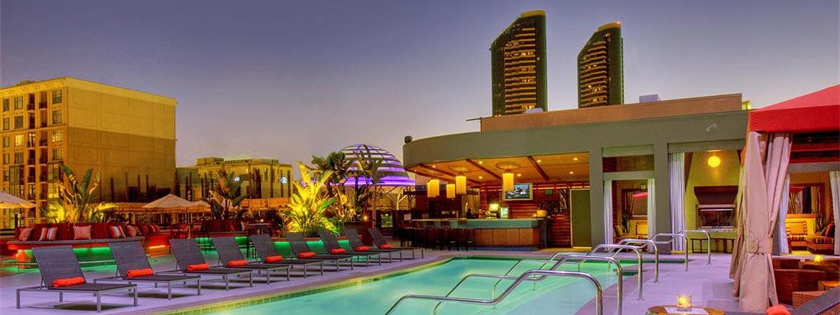 Kimpton Solamar Hotel, San Diego, US