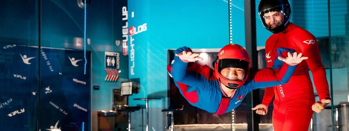 IFly Orlando Indoor Skydiving - Orlando, FL