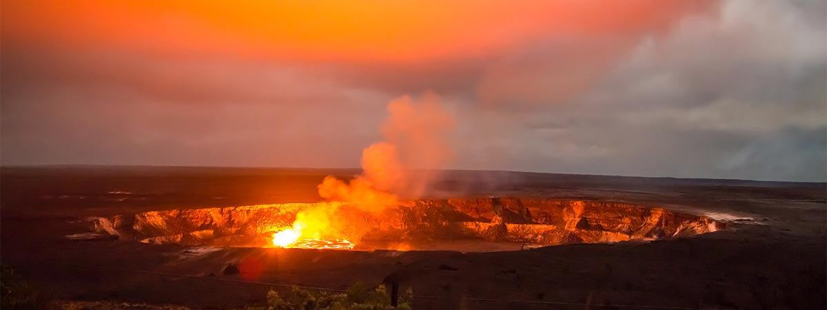 Kilauea Summit Adventures