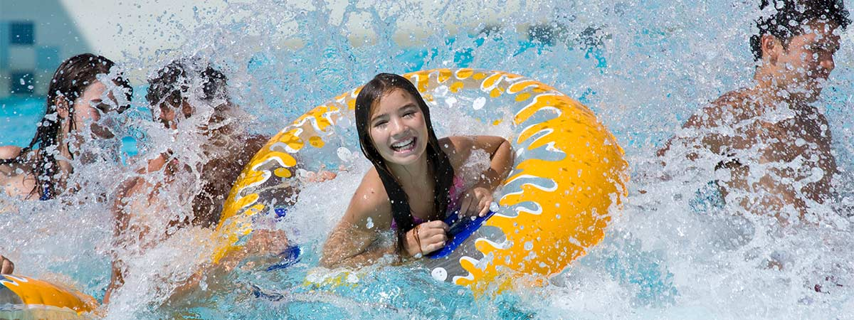 Knott's Soak City Water Park in Buena Park, California