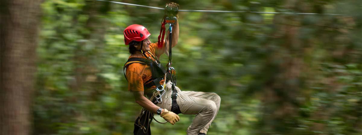 Kohala Zipline Adventure & Kohala Zipline Adventure Tickets - Kapaau Hawaii