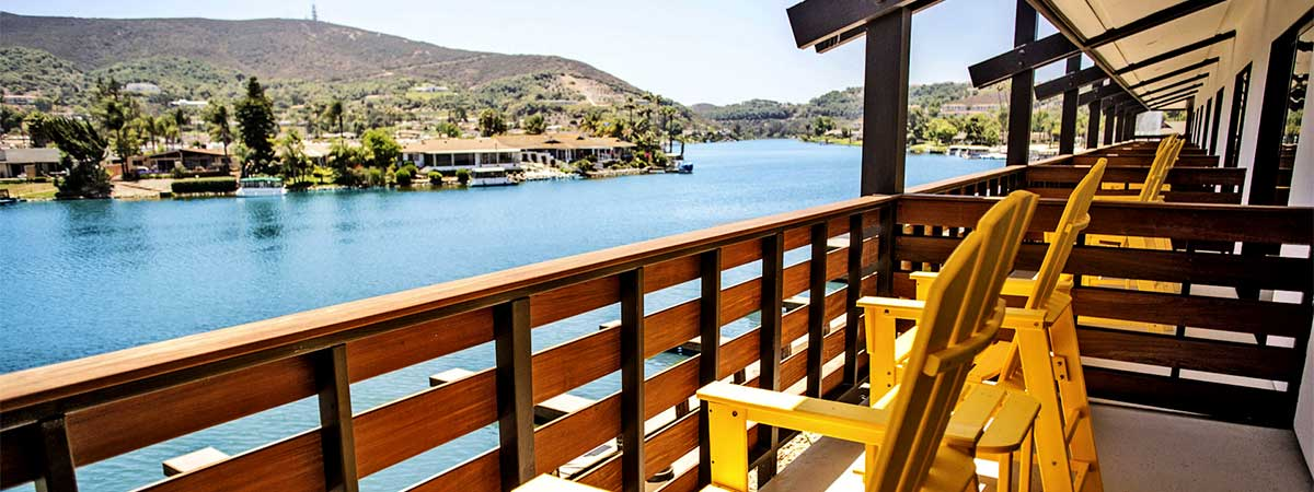 Lakehouse Hotel and Resort in San Marcos, California