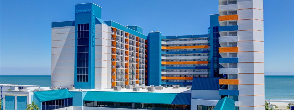 Landmark Resort in Myrtle Beach, South Carolina
