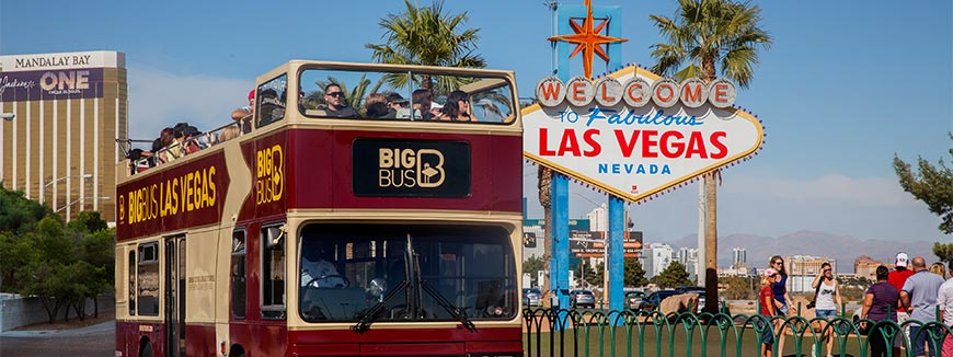 Las Vegas Multi-Attraction Explorer Pass