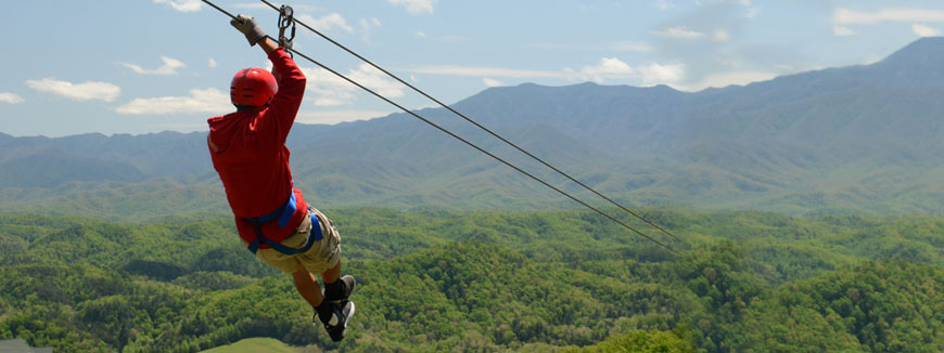 Legacy Mountain Premier Ziplines in Sevierville, Tennessee