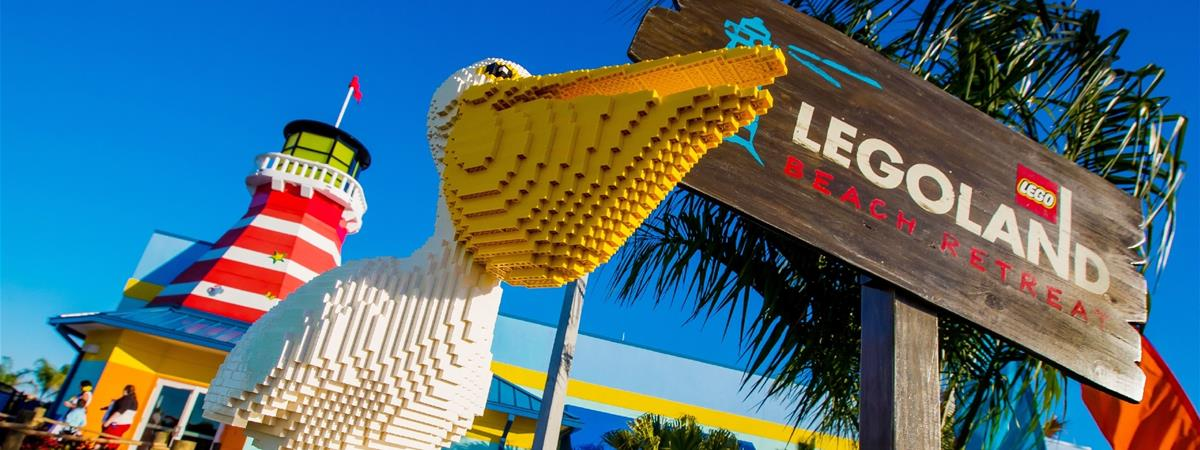 LEGOLAND® Beach Retreat