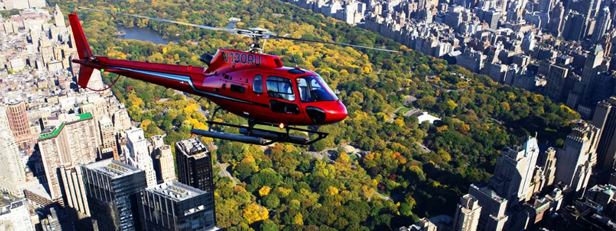 Liberty Helicopters - Sightseeing Tours of NYC