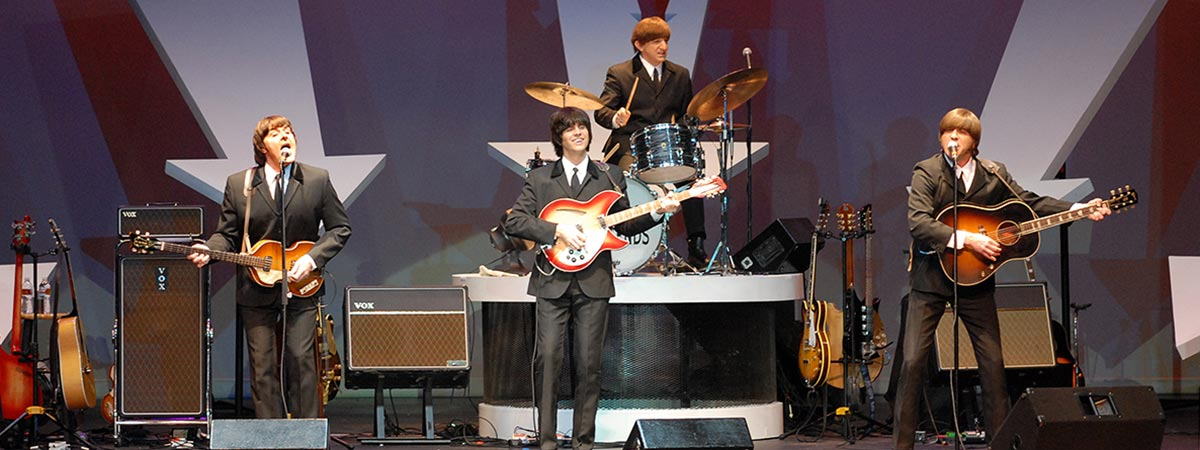 "Liverpool Legends, ""The Complete Beatles Experience!"""