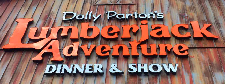 Dolly Parton's Lumberjack Adventure Dinner & Show INACTIVE
