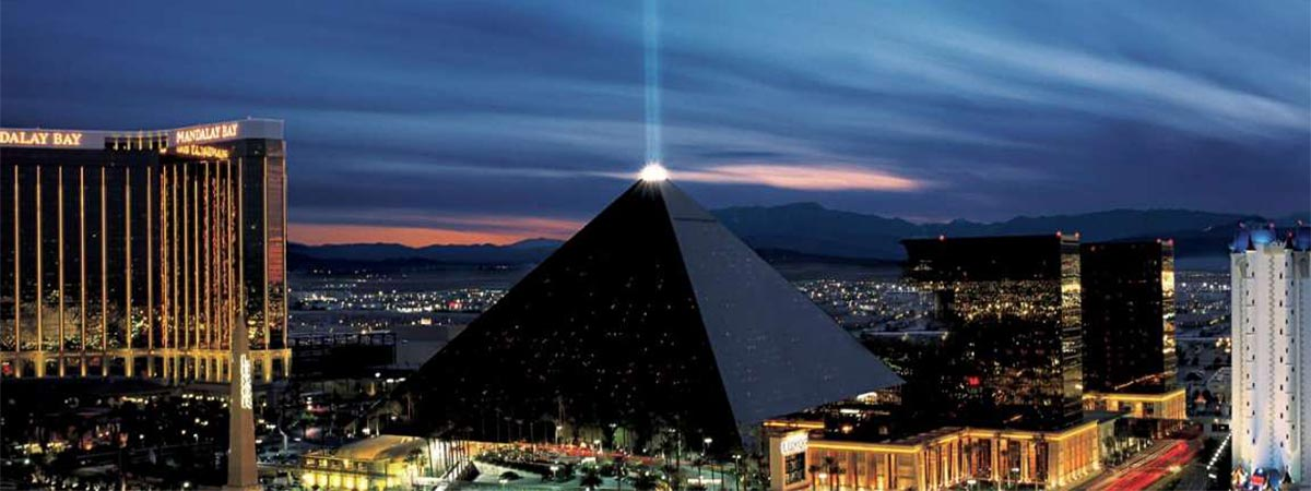 luxor hotel and casino las vegas nv