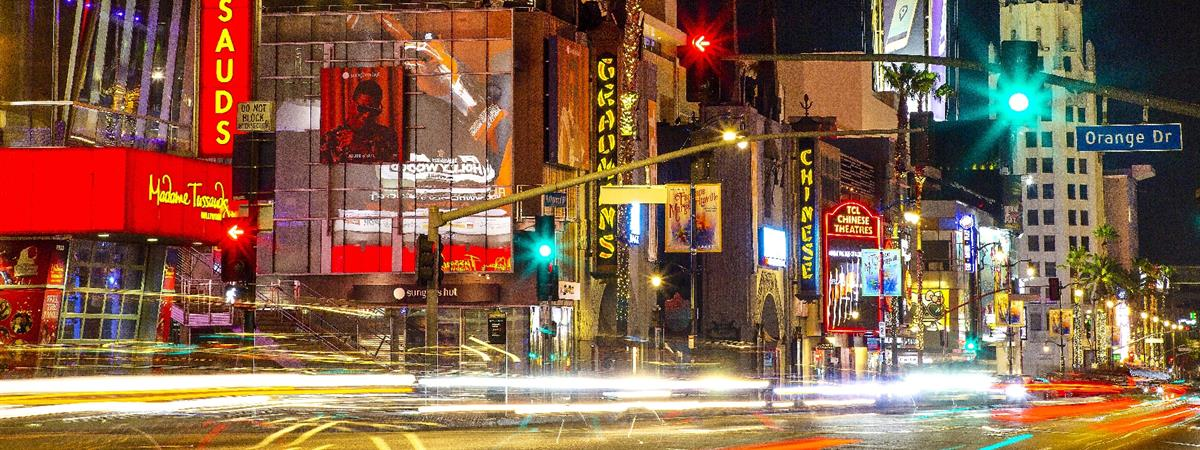 Madame Tussauds Hollywood in Hollywood, California