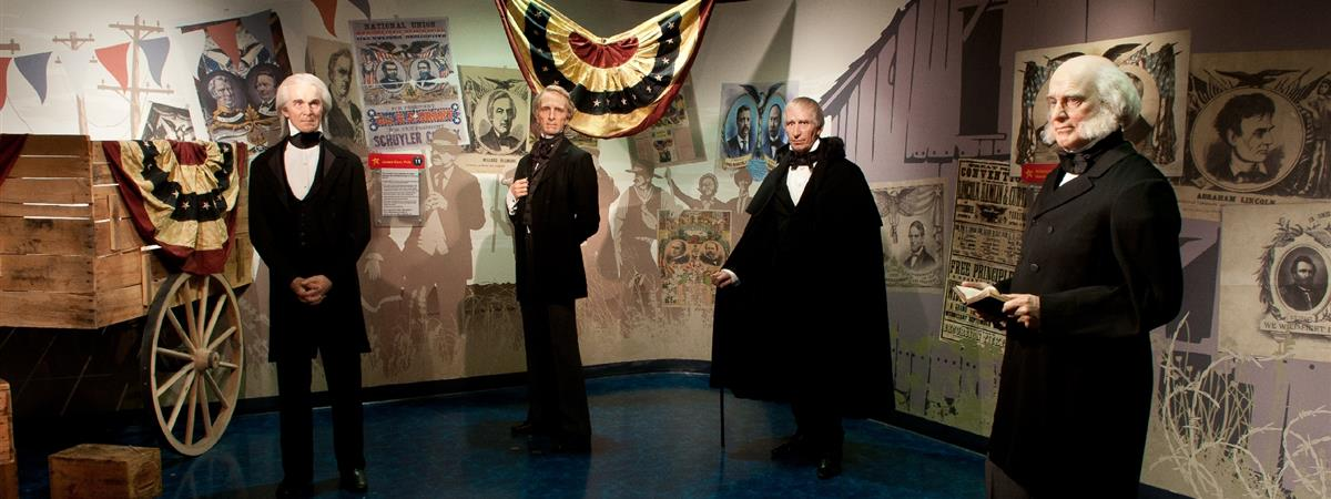 Madame Tussauds Washington DC