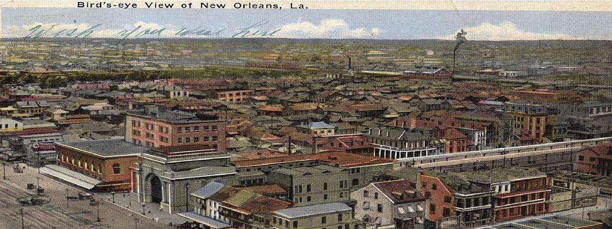 Mafia, Murder, Sex and All That Jazz in New Orleans, Louisiana