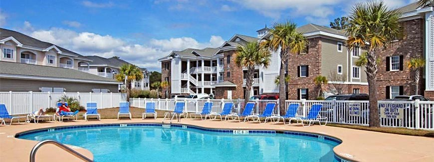Magnolia Pointe by Palmetto Vacation Rentals in Myrtle Beach, South Carolina