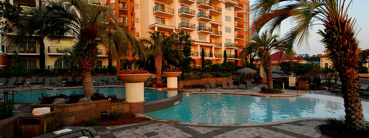 Marina Inn at Grande Dunes in Myrtle Beach, South Carolina