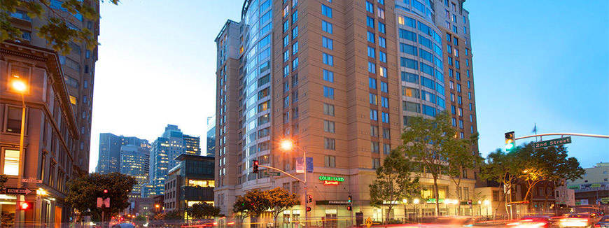 Marriott Courtyard San Francisco Downtown