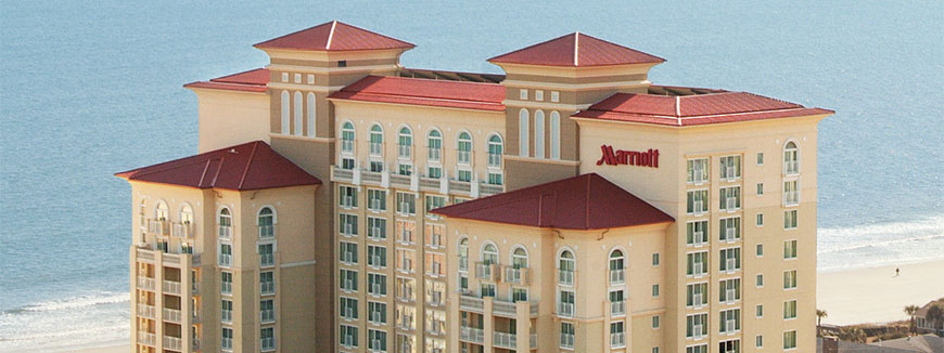Marriott Myrtle Beach Resort at Grande Dunes in Myrtle Beach, South Carolina