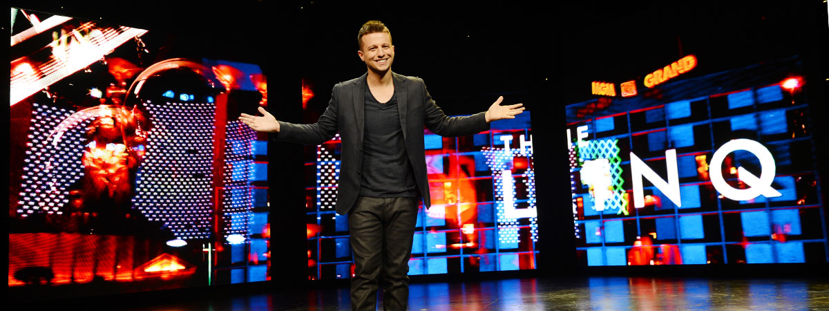 Mat Franco- Magic Reinvented Nightly