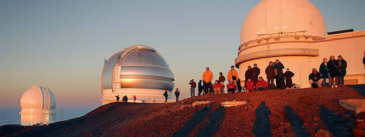 Big Island Mauna Kea Summit & Stars Adventure