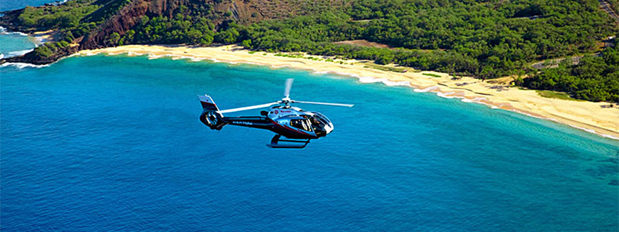 Maverick Maui Helicopter Tours in Kahului, Hawaii
