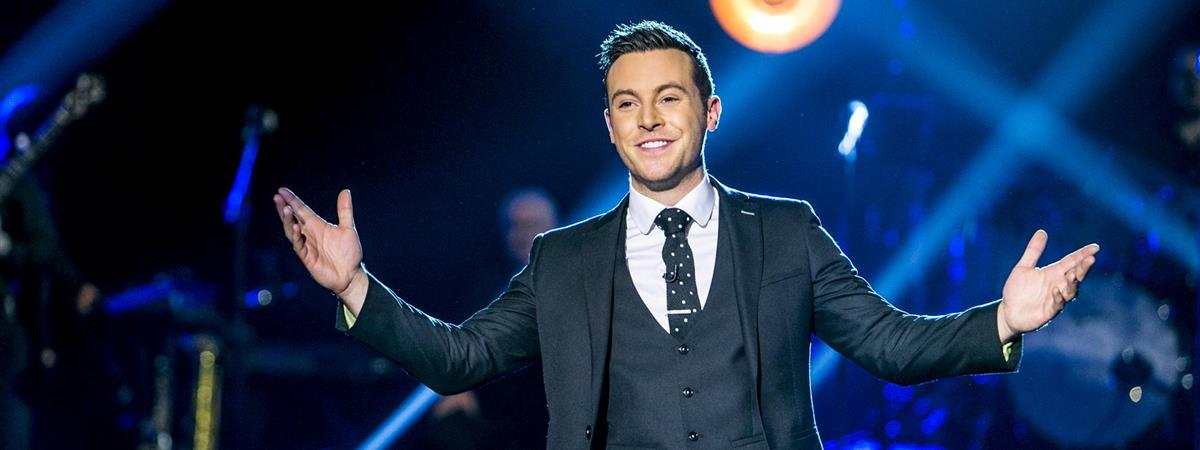 Nathan Carter  in Branson, Missouri