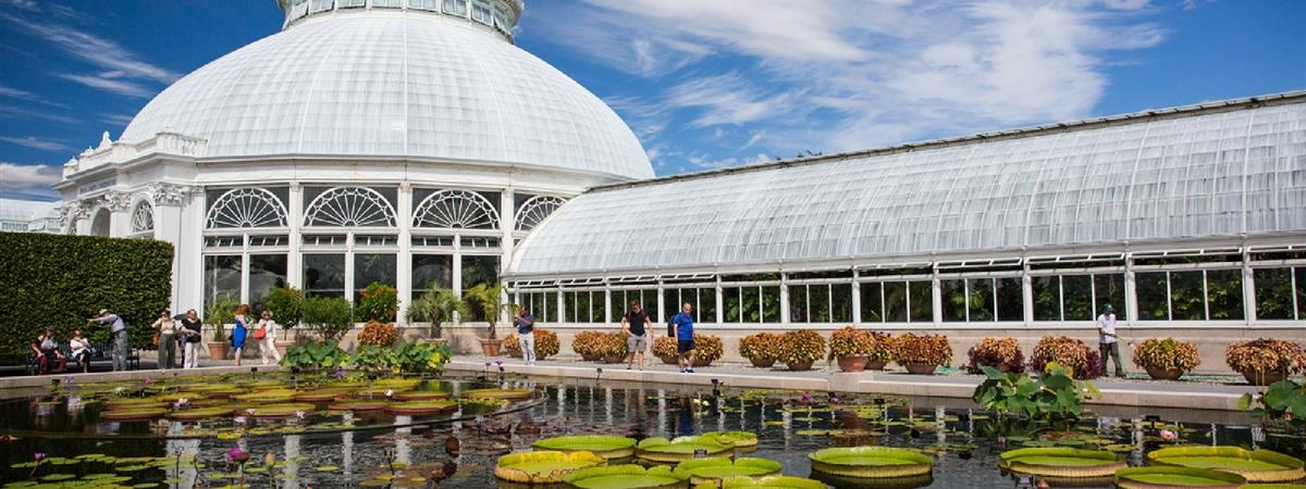 New york botanical garden tickets bronx ny - New york botanical garden directions ...