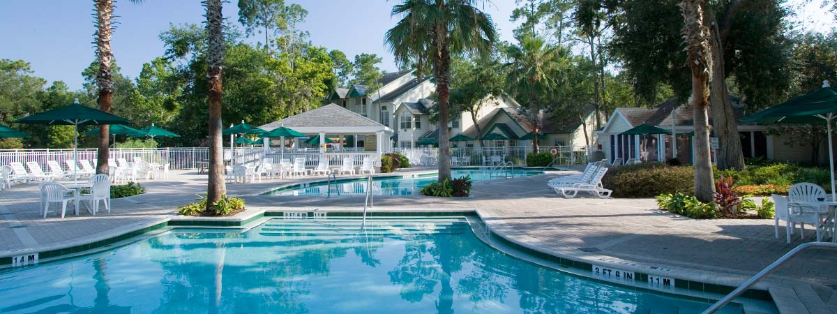 Oak Plantation Resort in Kissimmee, Florida