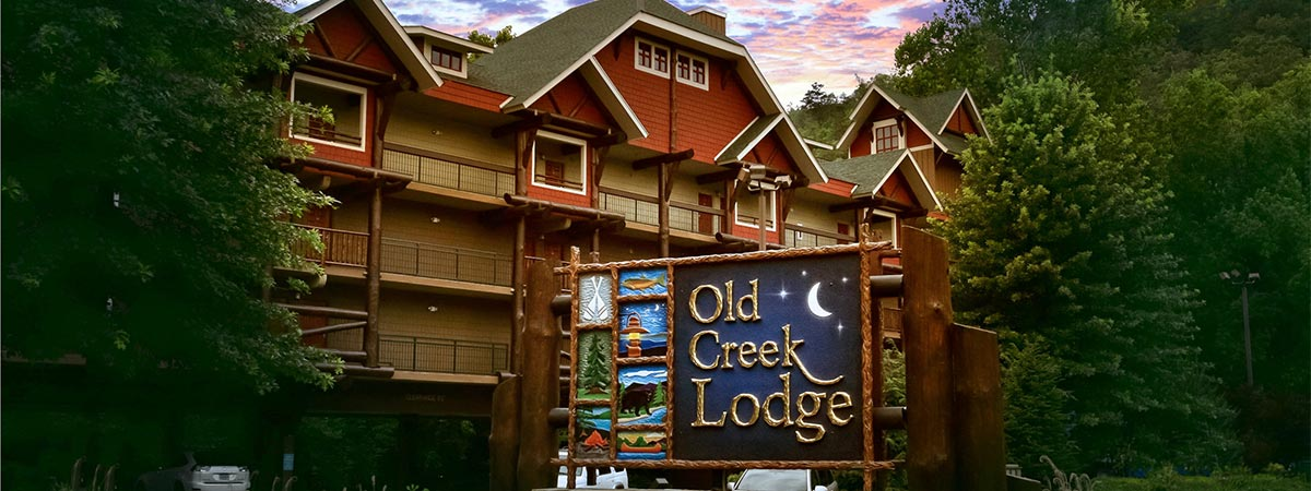 Old Creek Lodge in Gatlinburg, Tennessee