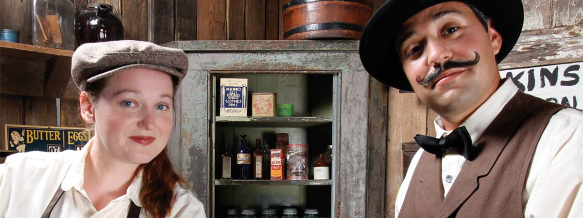 Oldest Store Museum in St. Augustine, Florida