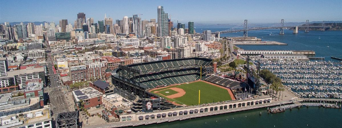 San Francisco Giants Oracle Park Ballpark Tour in San Francisco, California