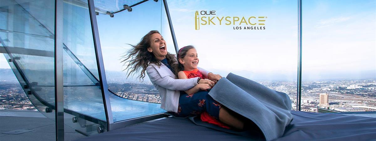 Oue Skyspace Observation Deck Skyslide And Skyspace Bar