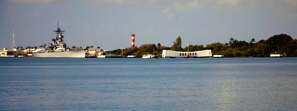 Pearl Harbor-USS Arizona-Honolulu City Tour