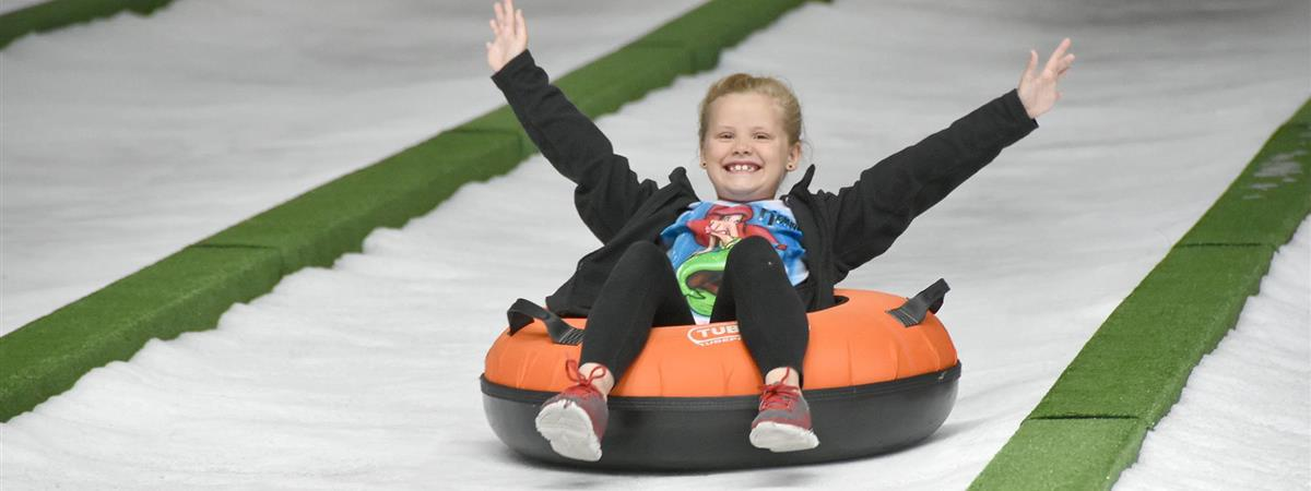 Pigeon Forge Snow - Indoor Snow Tubing
