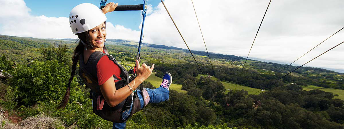 Piiholo Ranch Zipline Tours