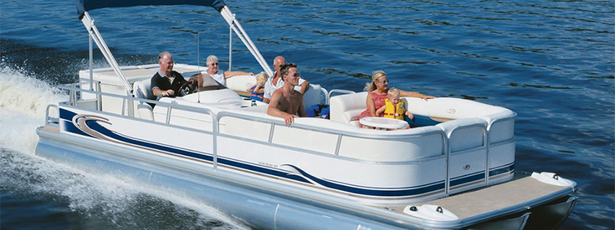 Pontoon Rentals in Orlando, Florida