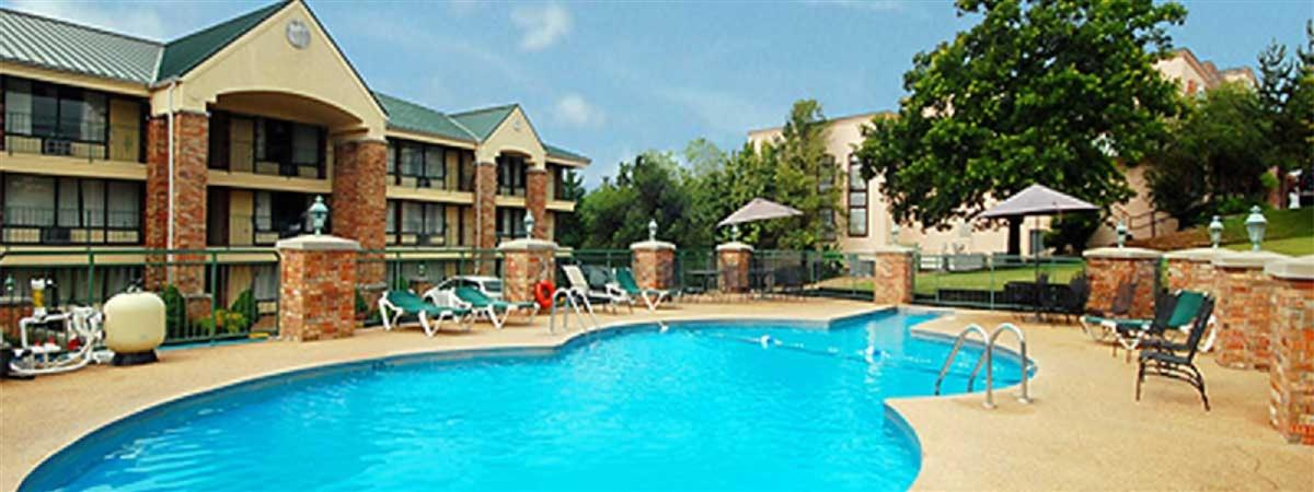 Quality Inn On the Strip in Branson, Missouri