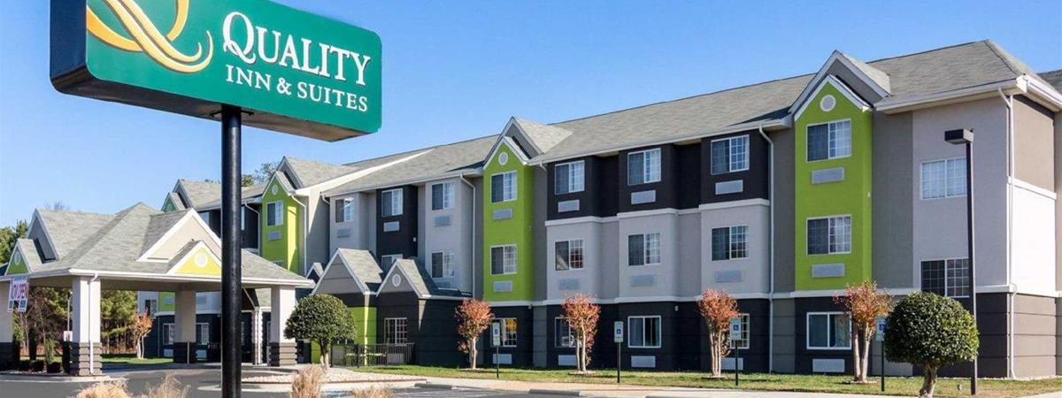 Quality Inn & Suites in Ashland, Virginia