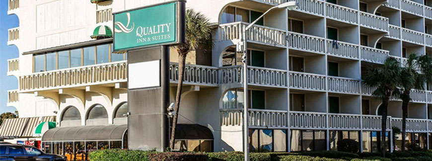Quality Inn & Suites Myrtle Beach in Myrtle Beach, South Carolina