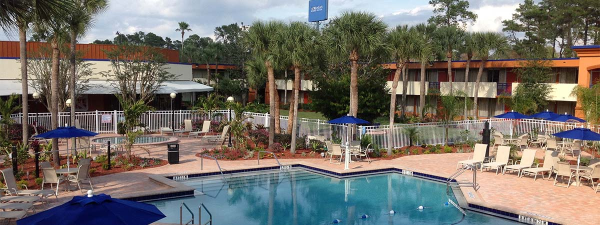 Make your next visit to Orlando even more exciting by booking your stay at the Holiday Inn Resort Orlando-Lake Buena Vista! You'll get all the amazing amenities you'd find at Disney Resorts plus a prime location close to the theme parks, all for so much less than you imagined.