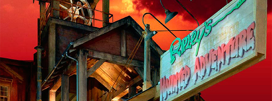 Ripley's Haunted Adventure in Gatlinburg, Tennessee