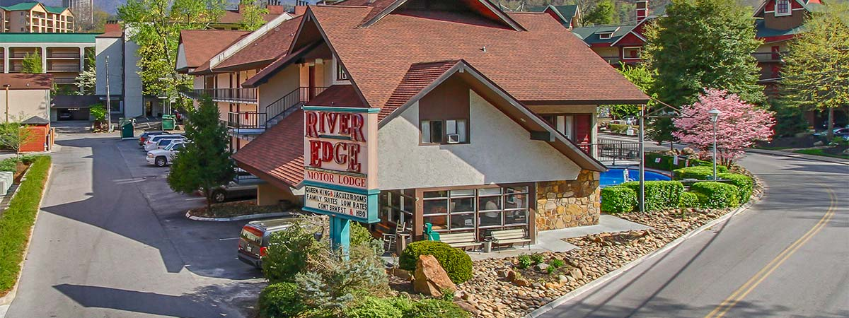 river edge motor lodge gatlinburg tn