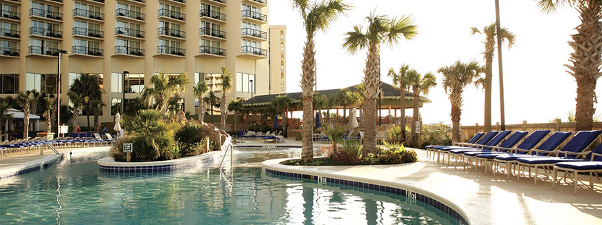 Royale Palms Condominiums in Myrtle Beach, South Carolina