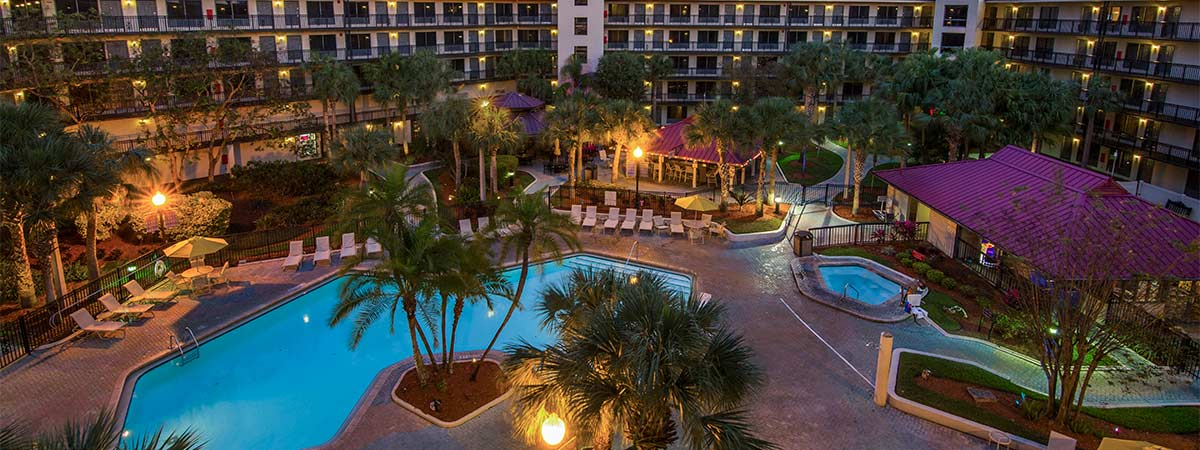 Royale Parc Suites in Kissimmee, Florida