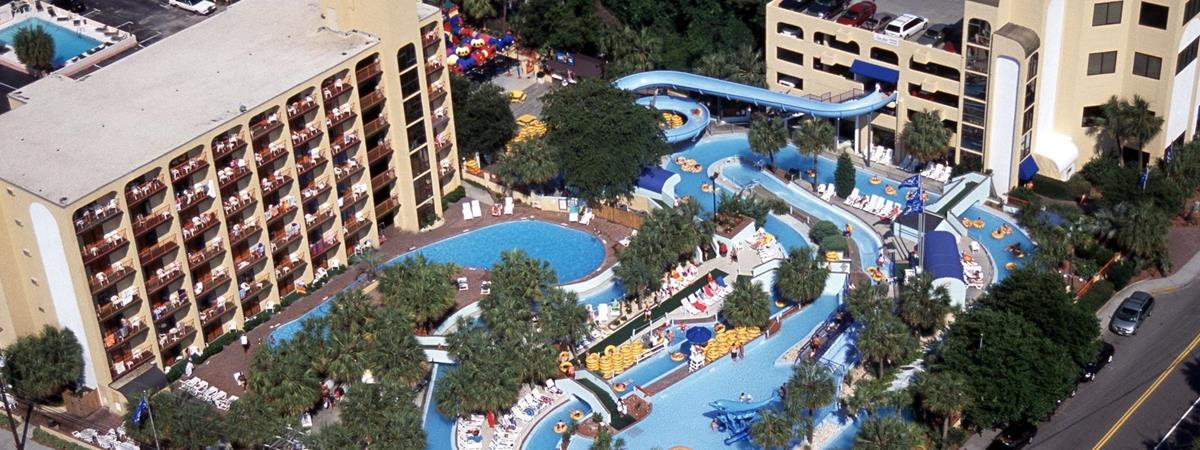 Sea Mist Resort in Myrtle Beach, South Carolina